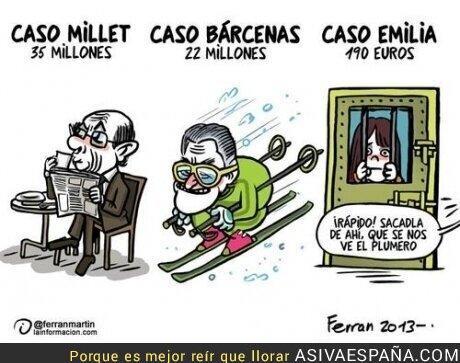 2479 - JUSTICIA ESPAÑOLA - Y su lógica aplastante