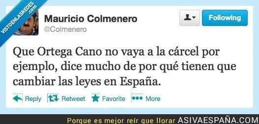 8173 - Así está la justicia en España según @Colmenero
