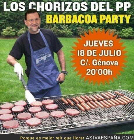 2866 - BARBACOAS - Dónde a cada cerdo le llega su San Martín