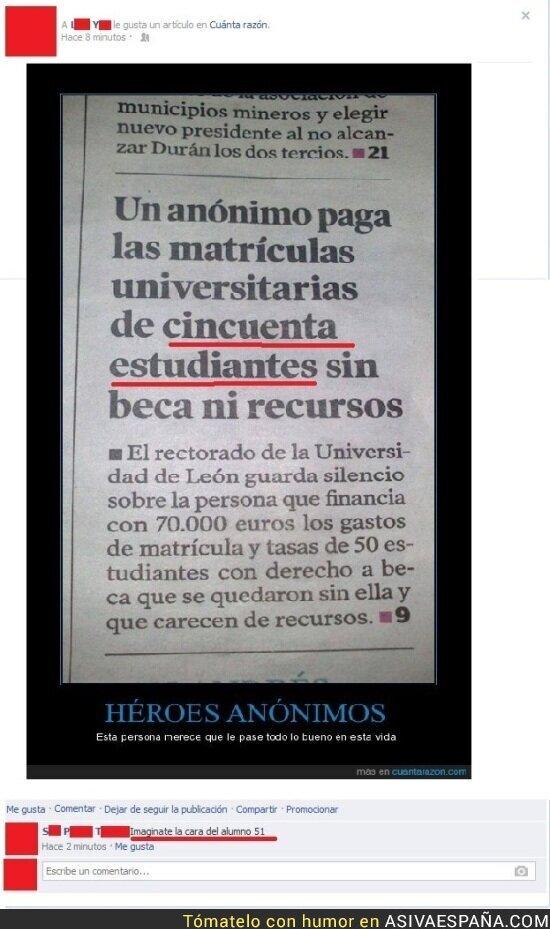 8542 - Pobre estudiante...