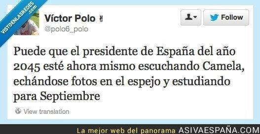 8749 - El presidente de nuestra generación por @polo6_polo