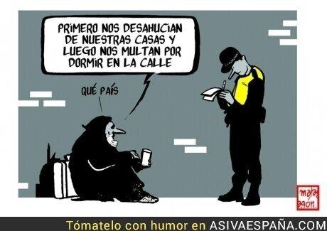 3091 - LEYES ESPAÑOLAS - Siempre jodiendo aún más al ya jodido