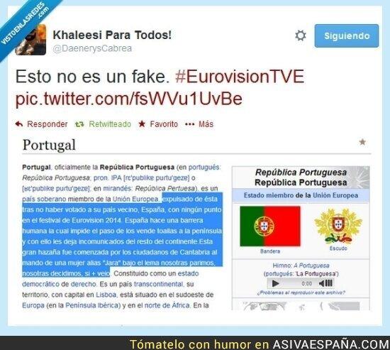9832 - Lo que nos explica la Wikipedia de Portugal por @DaenerysCabrea