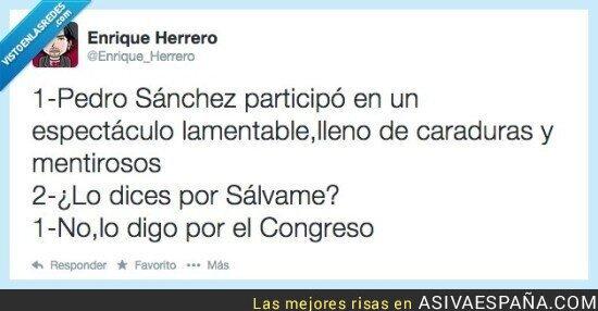 10519 - Pedro Sánchez, PSOE, El hormiguero