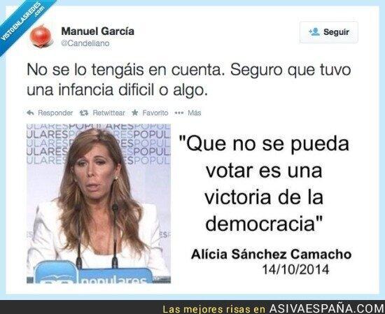 10831 - La frase de @AliciaSCamacho nos deja sin palabras