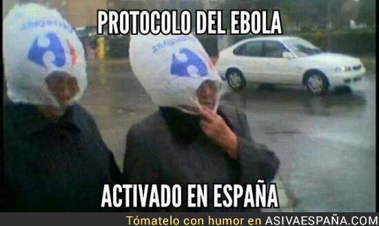 5458 - Protocolo de actuación frente al ébola