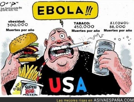 5521 - Pandemias, algunas más peligrosas que otras