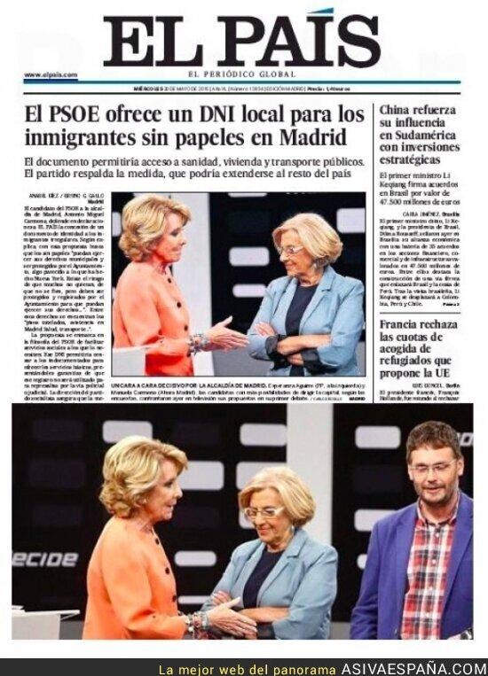 ASÍ VA ESPAÑA ] LA IMPORTANCIA DEL ENCUADRE - Marcando la diferencia ...