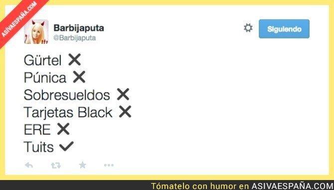 15485 - El único requisito para que dimitas en España