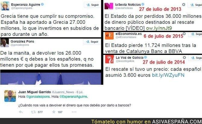 18019 - No sabemos cuánto tardarán @gonzalezpons y @EsperanzAguirre en responder