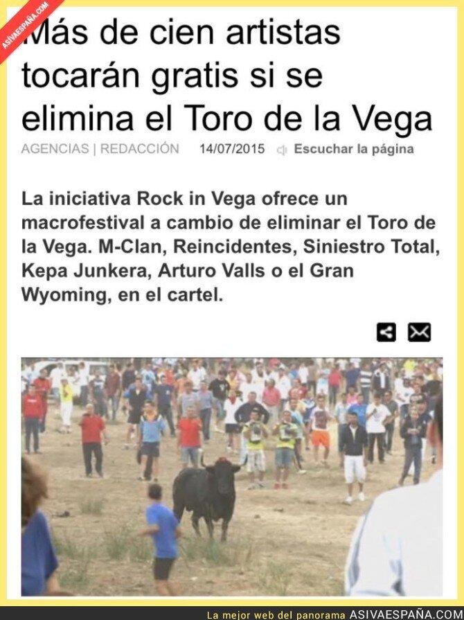 18453 - ¿Festival o machacamos a un toro?