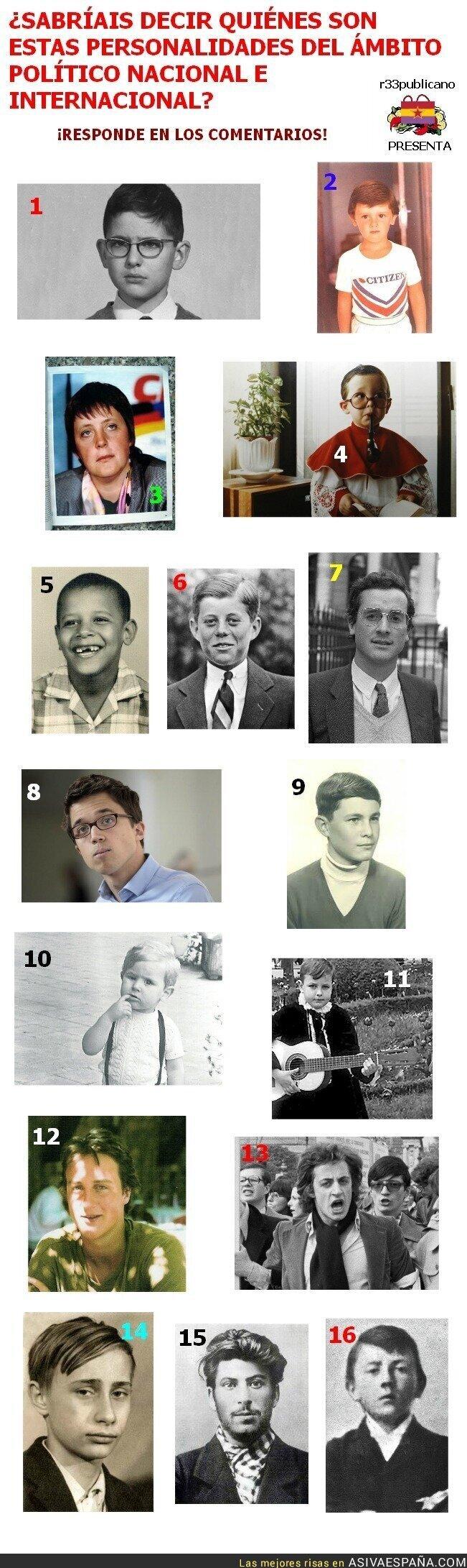 19627 - ¿Los sabrías reconocer?