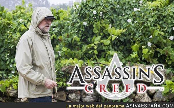 20054 - EXCLUSIVA: El nuevo personaje del Assassins Creed