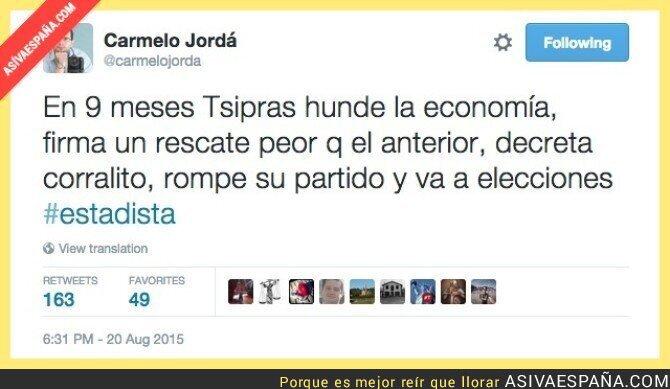 20463 - Tsipras, todo un crack