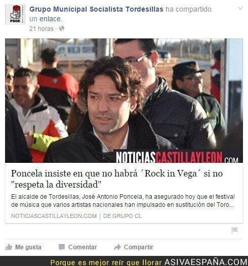20525 - Esto es lo que podemos ver del PSOE de Tordesillas en las redes sociales