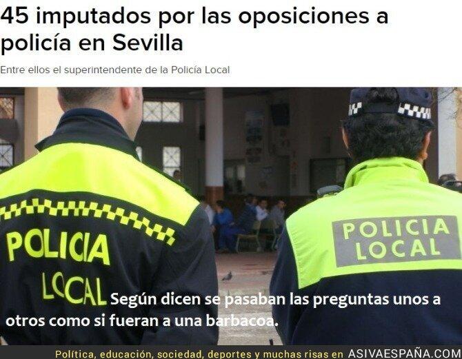 21275 - Ricas chuletas policiales...