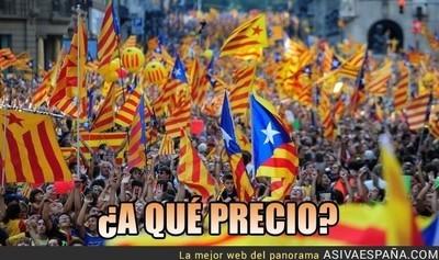 21447 - Independencia de Cataluña ¿a qué precio?