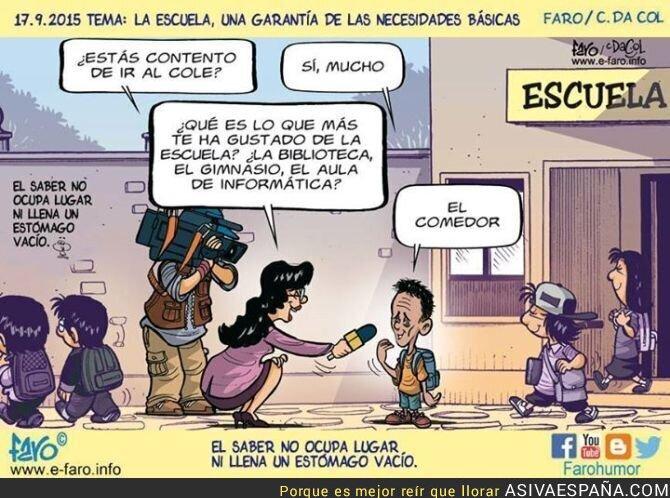22270 - ¿Hay hambre en España?