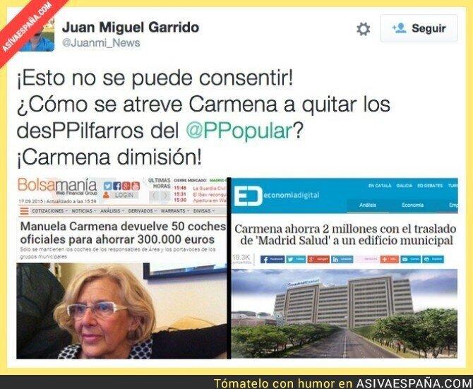22288 - Manuela Carmena está destrozando Madrid