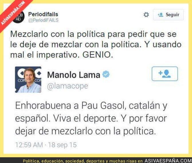22322 - El periodismo español no puede caer más bajo