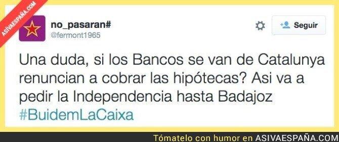 22383 - Todos van a pedir la independencia sin bancos