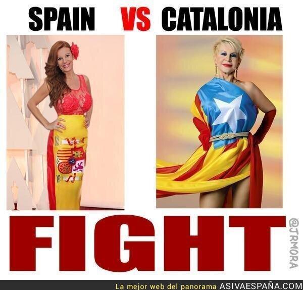 22386 - España vs Catalunya: el combate definitivo. ¡Elige tu favorita!
