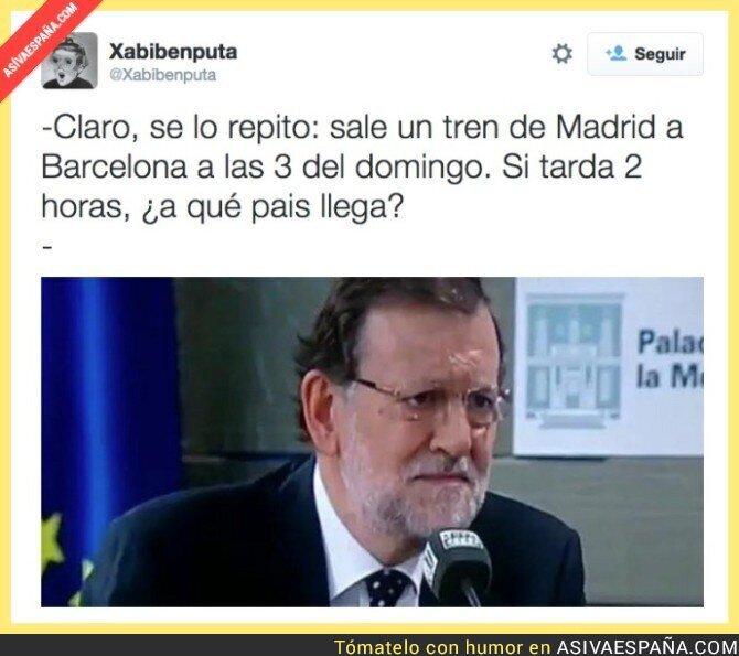 22613 - Rajoy se hace un lío