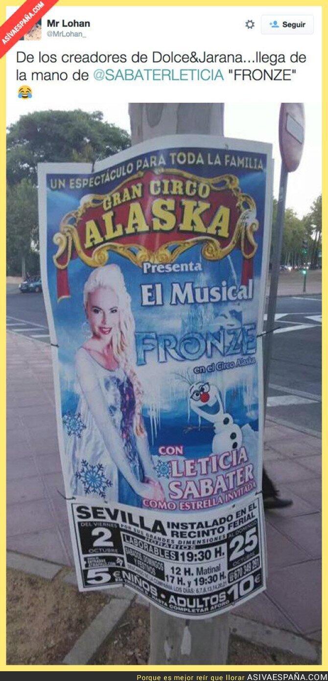 22684 - Fronze, el musical de Leticia Sabater