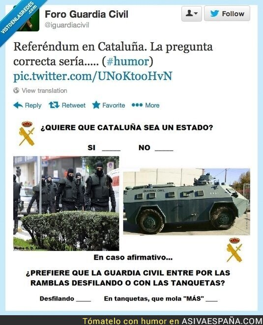 23410 - Que cachondos los de la Guardia Civil