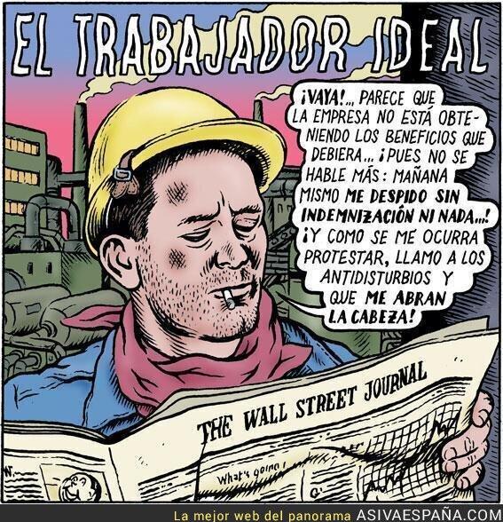 23580 - El trabajador ideal