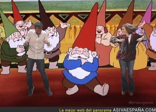 23719 - Recopilación de los mejores Memes de Soraya Sáenz de Santamaría bailando en El Hormiguero