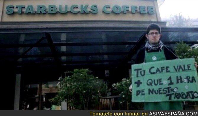 23739 - Una triste verdad sobre Starbucks