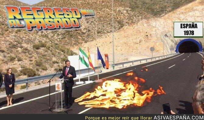 23875 - Rajoy entre tanta inauguración estrena una película