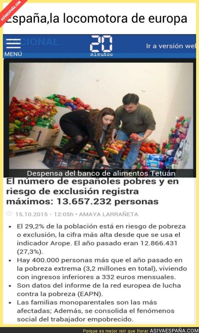 24310 - Dedicado a todos aquellos que dicen que España va bien