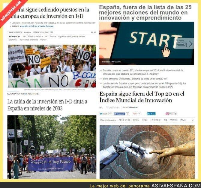 24420 - Malas noticias para la innovación en España