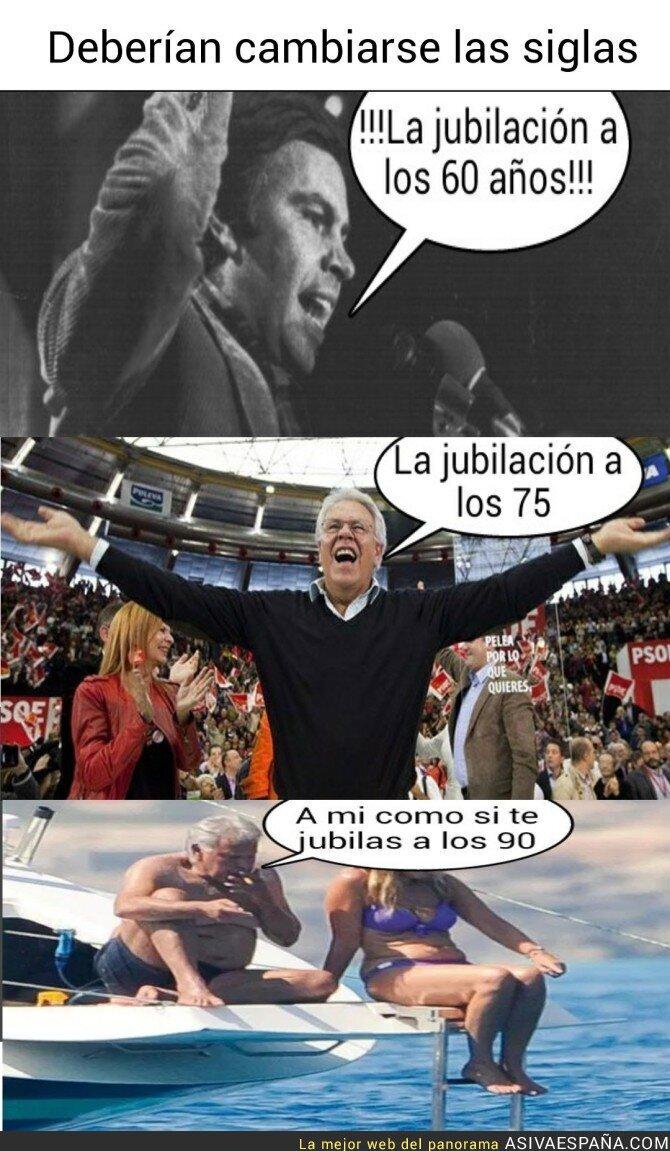 24468 - Partido socialista oligarquía española