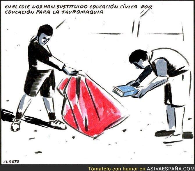 24601 - La educación en España