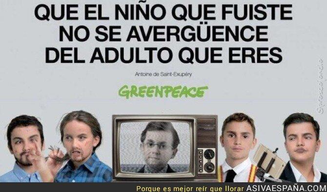 25041 - La verdadera imagen de la campaña de Greenpeace