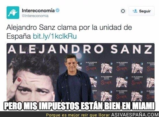 25608 - Mientras tanto, Alejandro Sanz...