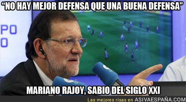 27034 - Mariano Rajoy luciéndose en la Cadena COPE