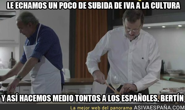 27574 - Rajoy en casa de Bertín