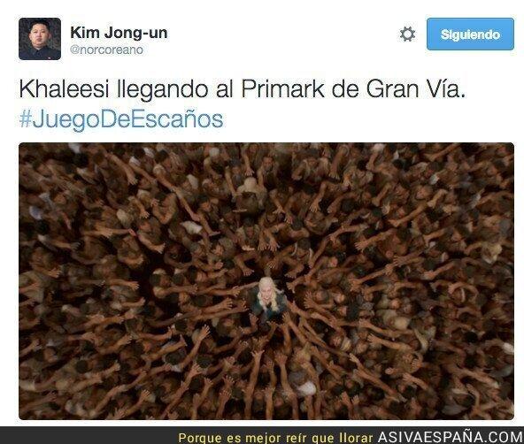 30381 - Los mejores tuits de #JuegoDeEscaños. Que empiece la guerra