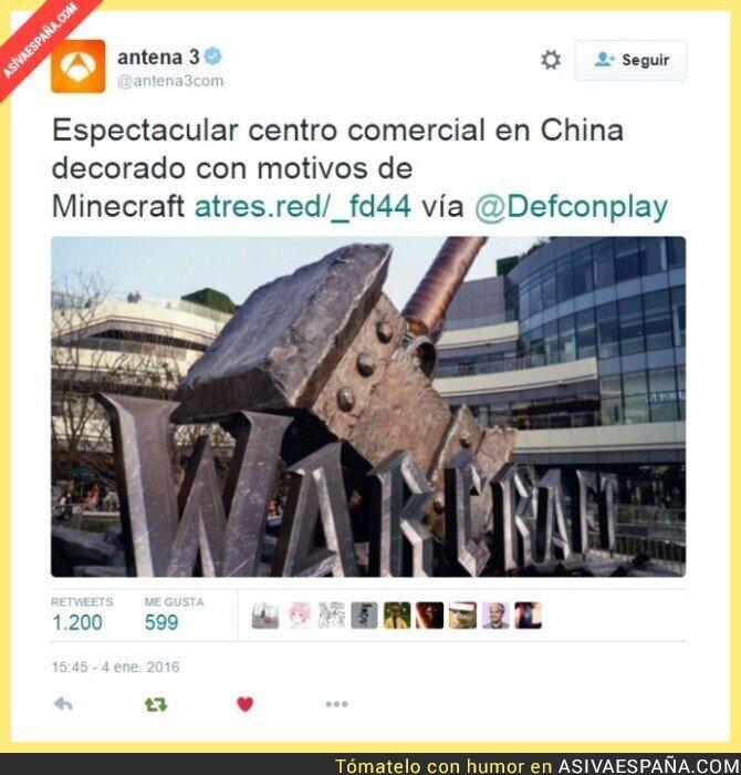 31226 - Calidad periodística nivel: Antena 3
