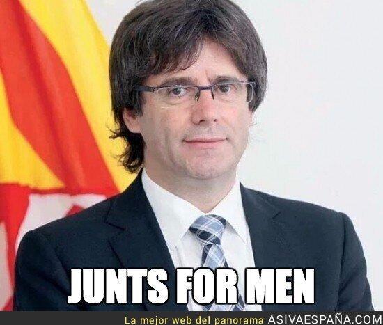 31663 - El pelazo del President de Catalunya