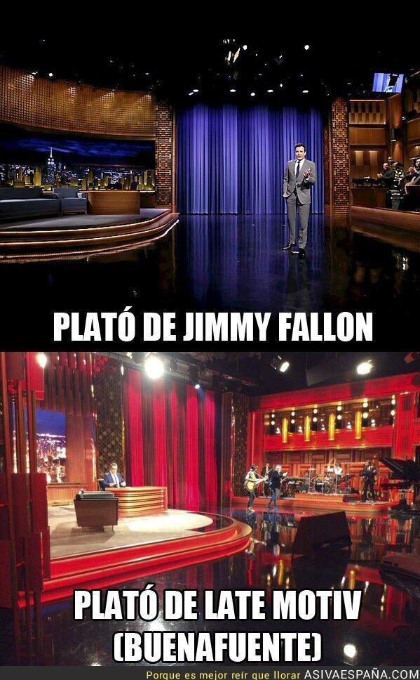 31850 - ¿Plagio de Buenafuente a Jimmy Fallon? ¿Dónde?