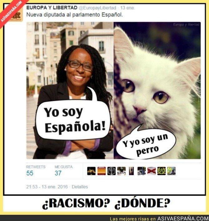 32476 - Racismo a niveles absurdos