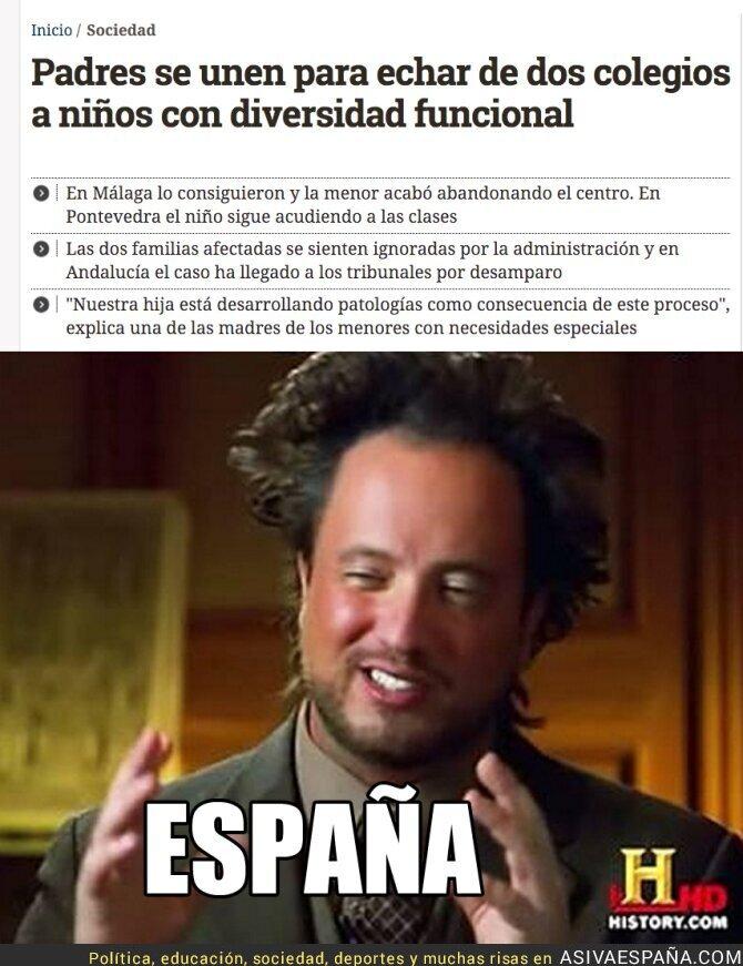 32993 - España no es un país serio...