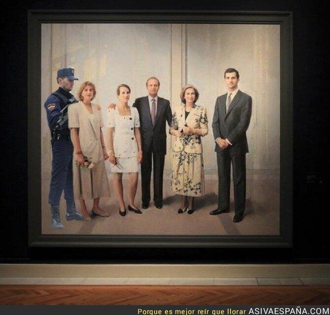 33494 - La foto de la familia Real se actualiza