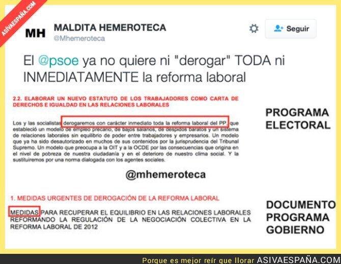 34305 - ¿Partido Socialista Obrero Español?