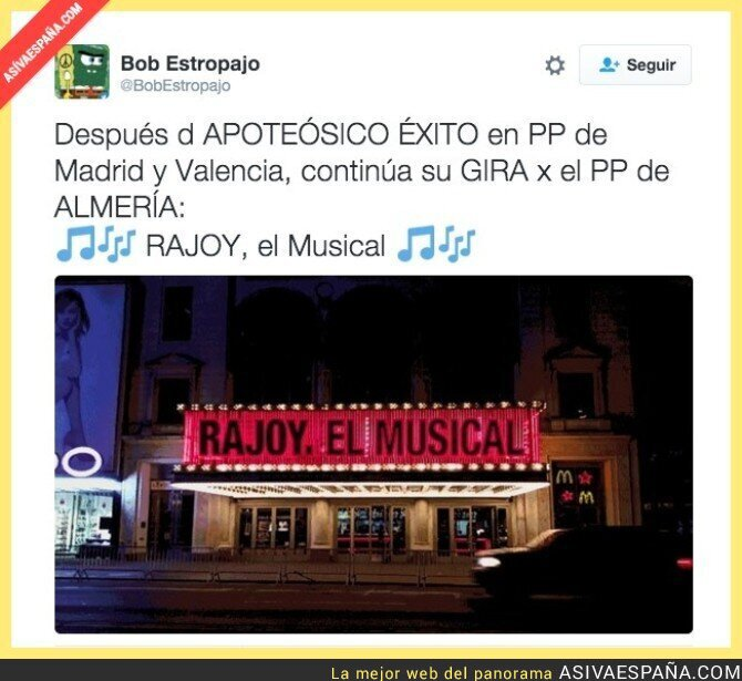 34659 - El nuevo show que lo está petando en España